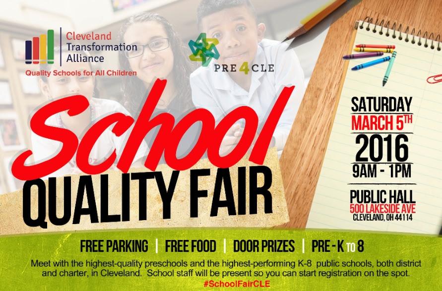 School Fair Flyer | Near West Family Network